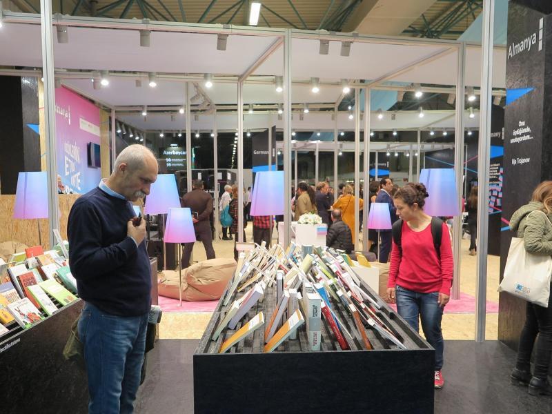 Bild zu Internationale Buchmesse Istanbul