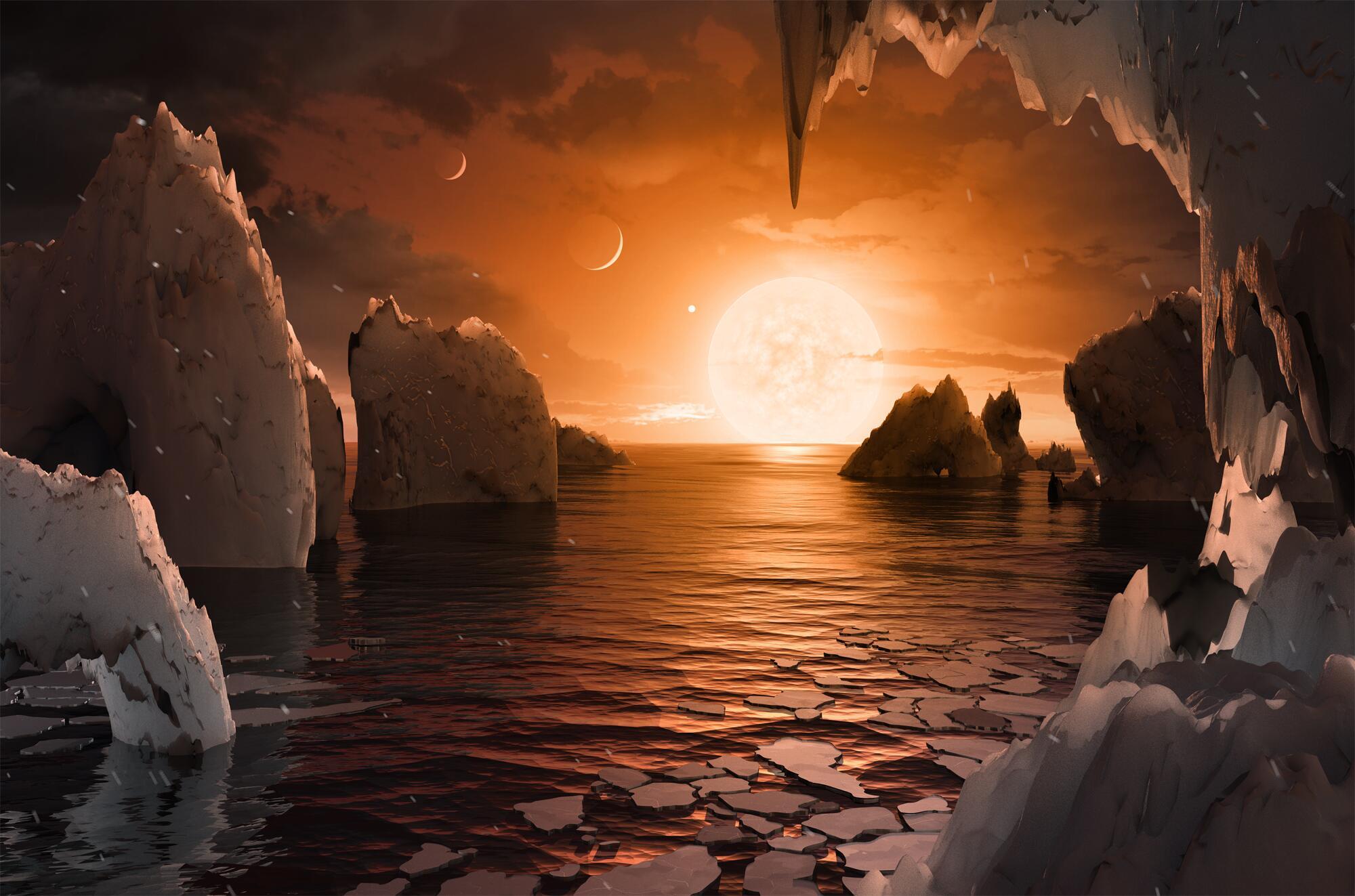 Bild zu Exoplanet