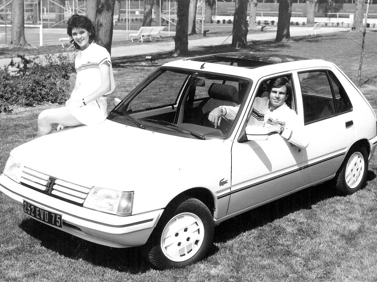 Bild zu Peugeot 205