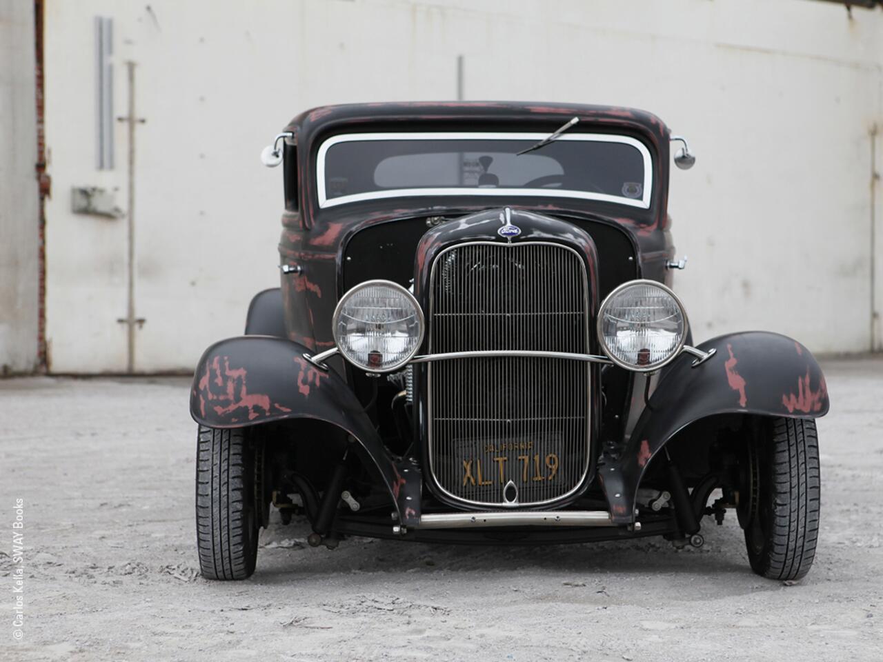 Bild zu 1932 Ford Model B3 Window Coupé