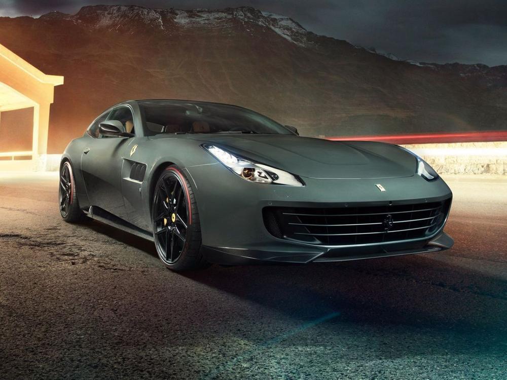 Bild zu Novitec Ferrari GTC4 Lusso