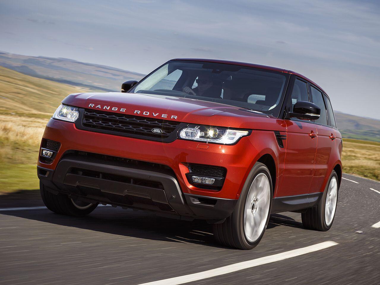 Bild zu Range Rover Sport