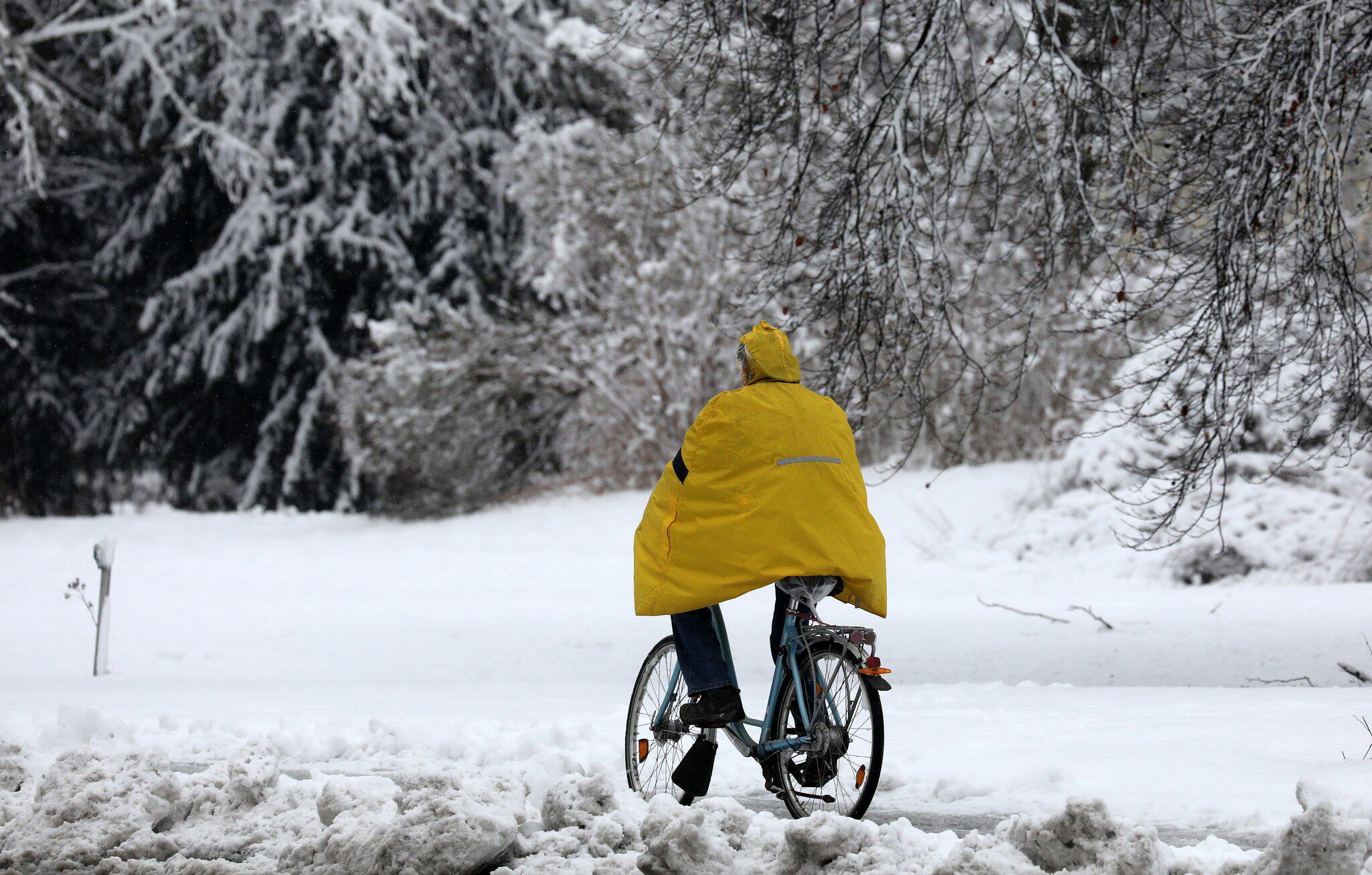 Bild zu Schnee im Norden Ostern Wetter