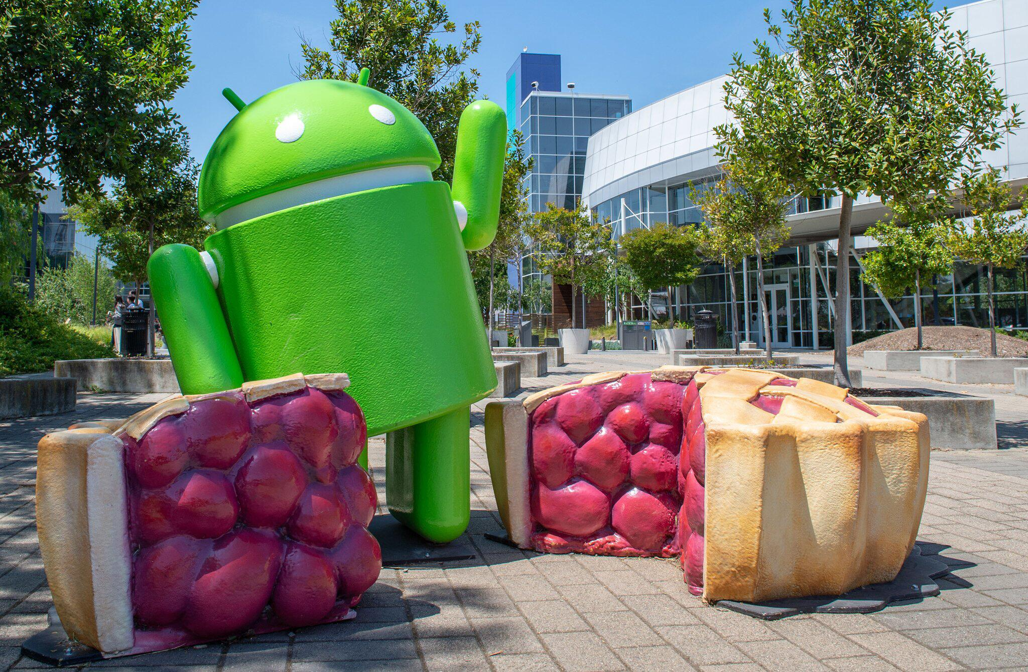 Bild zu Google operating system Android