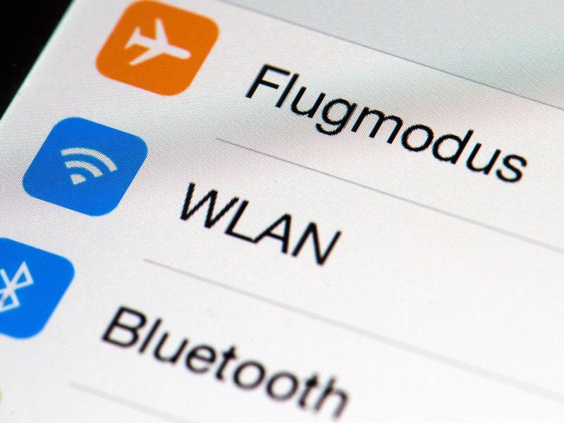 Bild zu WLAN-Verbindung