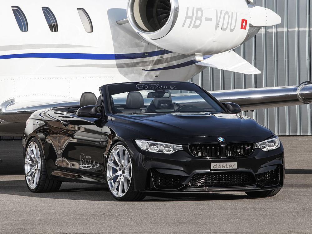 Bild zu Daehler BMW M4 Cabrio