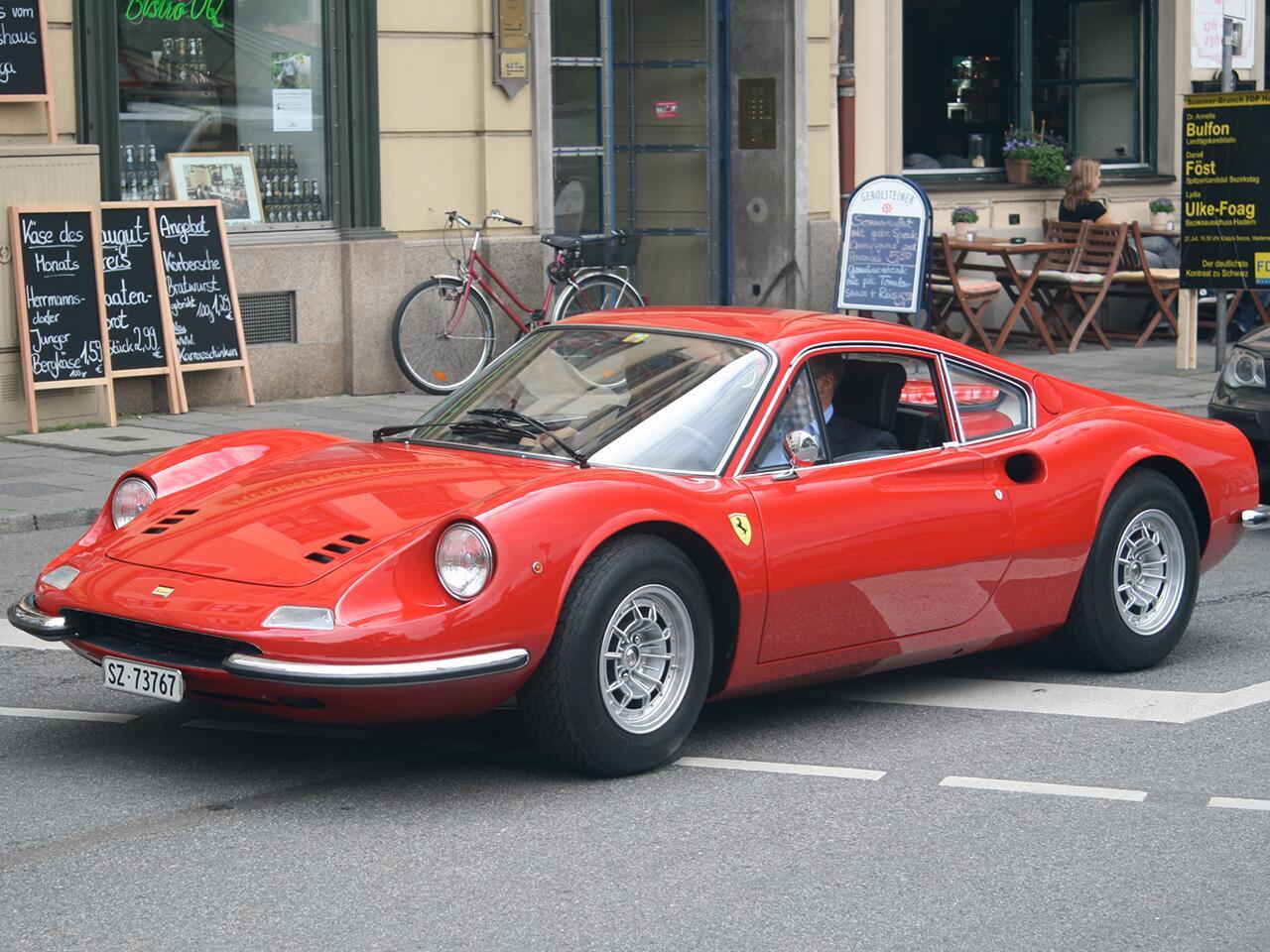 Bild zu Ferrari Dino 246 GTS