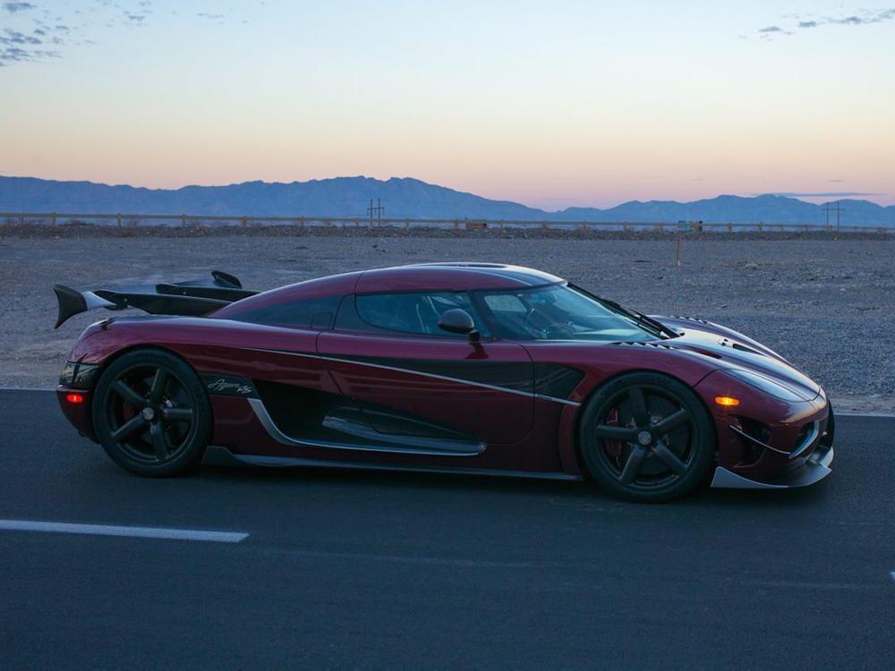 Bild zu Koenigsegg Agera RS