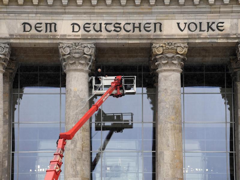 Bild zu Reichstagsgebäude