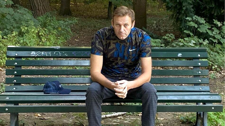 Nawalny im «Spiegel»-Interview: Putin steht hinter der Vergiftung