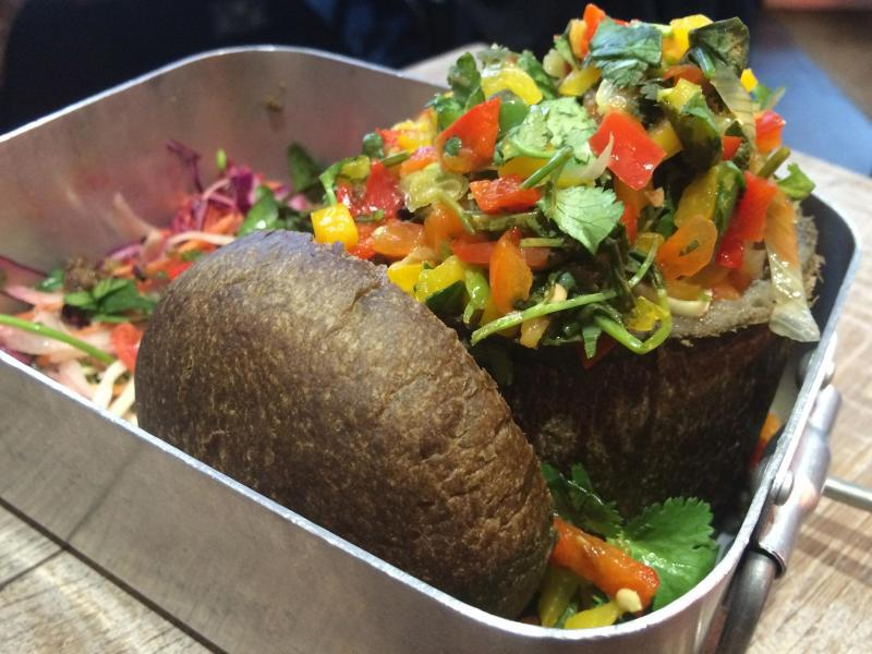 Bild zu Südafrikanische Streetfood-Spezialität