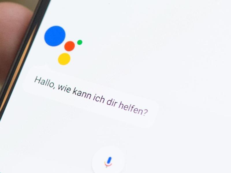 Bild zu Google Assistant