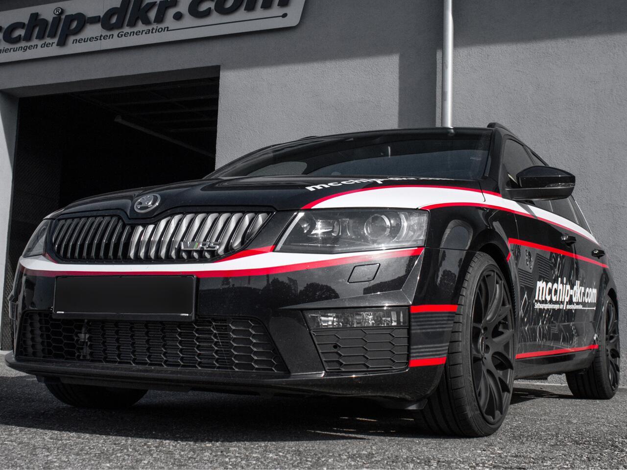 Bild zu Ziemlich ungewöhnlicher Skoda Octavia: Tuning-Schmiede peppt Familienauto auf