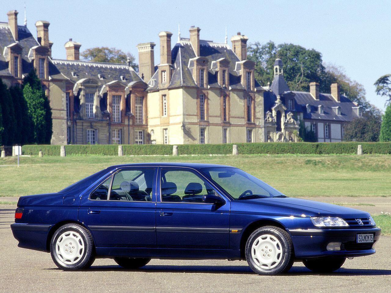 Bild zu Peugeot 605