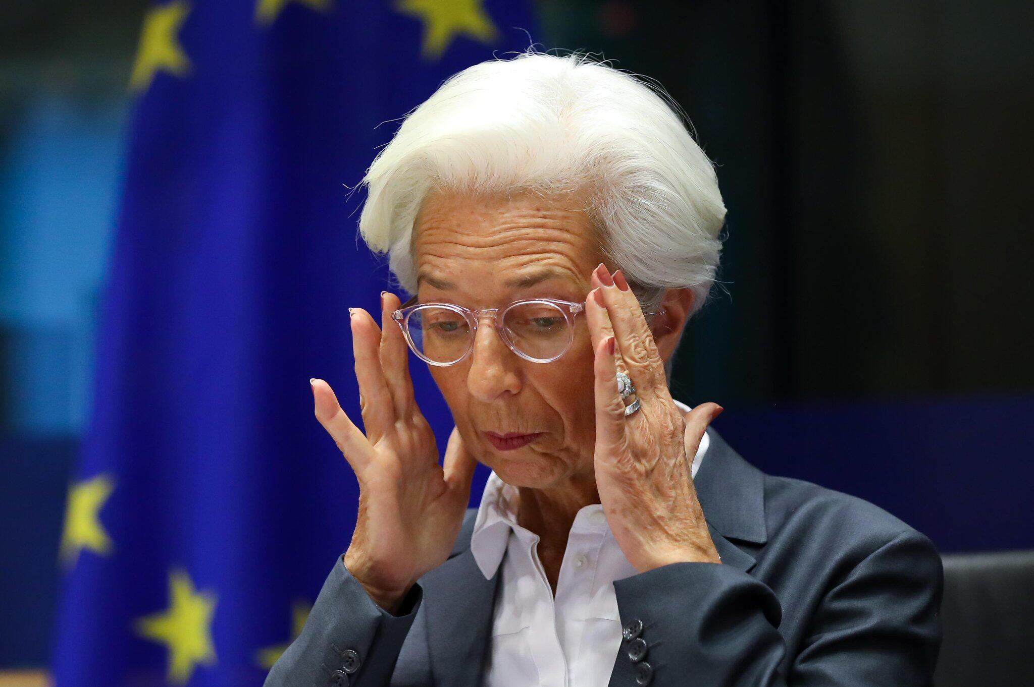 Bild zu Europaparlamentsausschuss, Christine Lagarde, EZB, Europäische Zentralbank