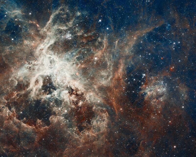 Bild zu Die Sternenfabrik 30 Doradus