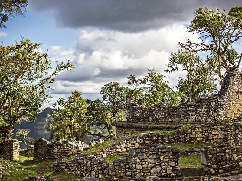 Bild zu Festung Kuélap im Norden Perus