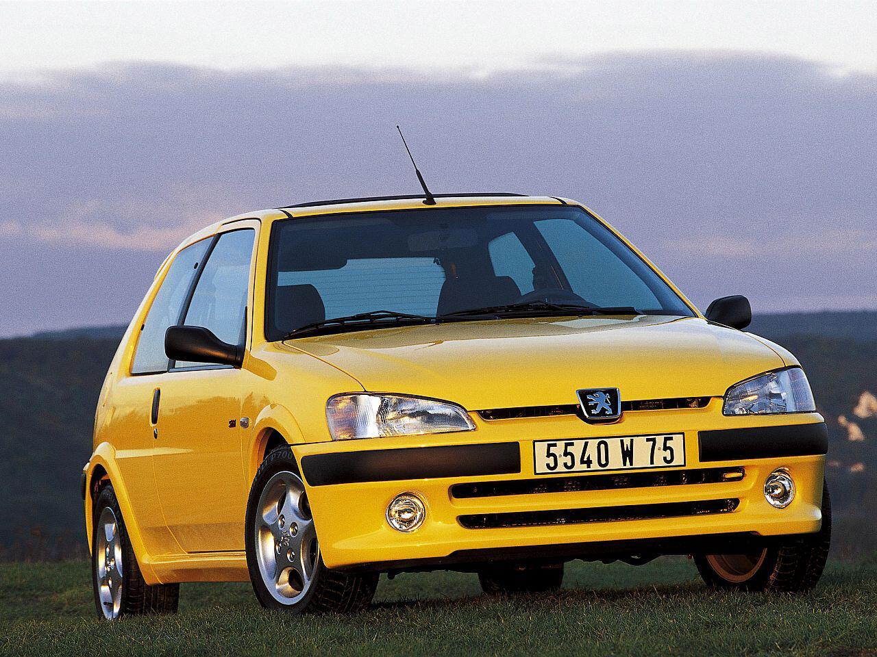 Bild zu Peugeot 106
