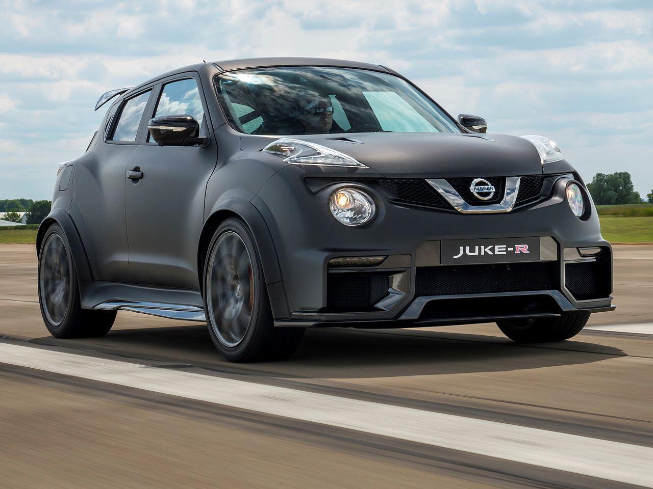 Bild zu Nissan Juke-R 2.0