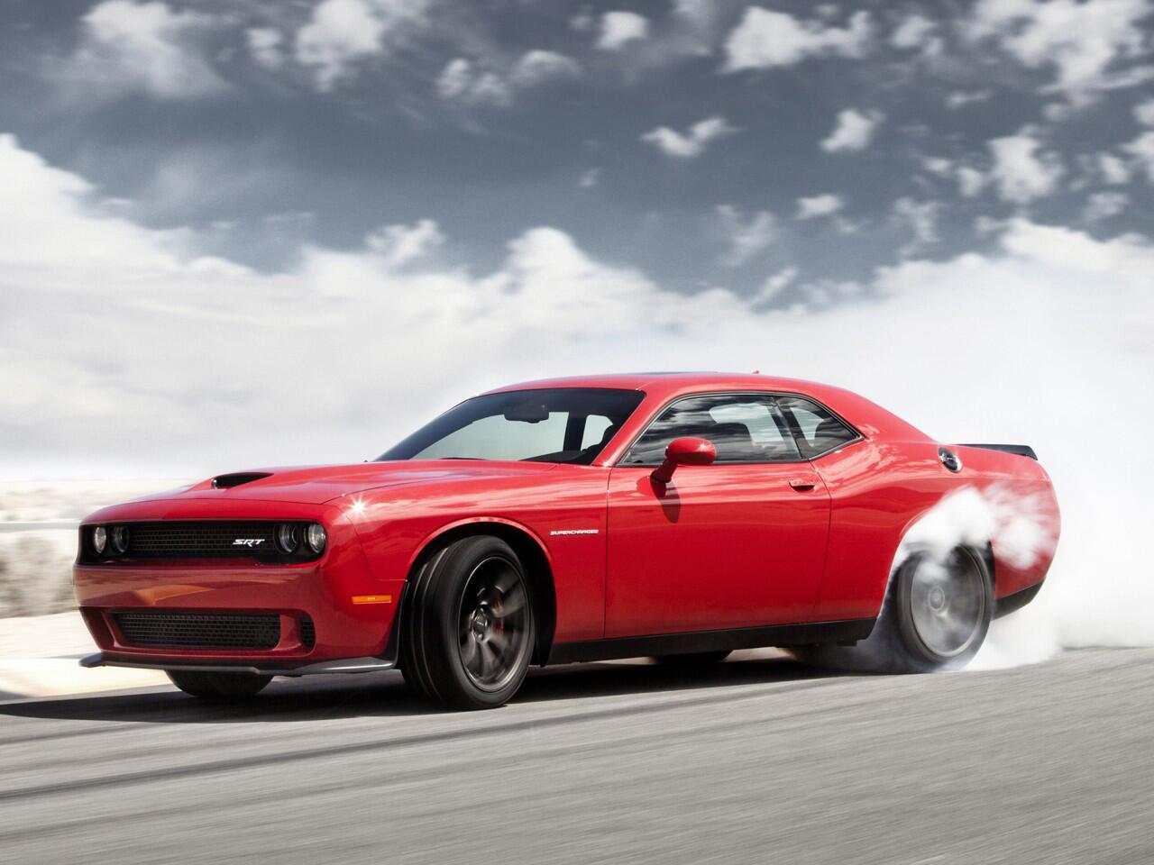 Bild zu 2015er Dodge Challenger SRT Hellcat