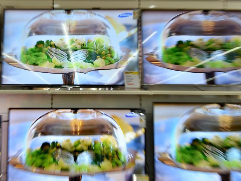 Bild zu Fernseher