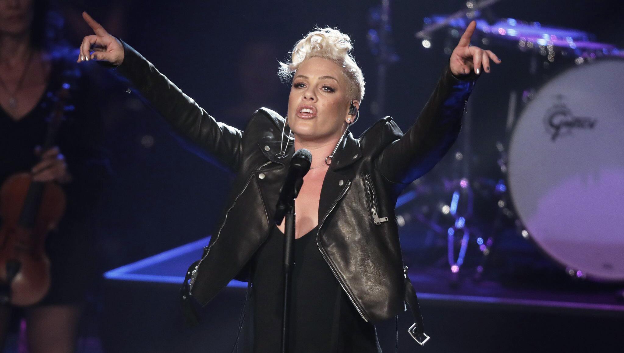 Bild zu Rock- und Pop-Konzerte im Juli - Pink