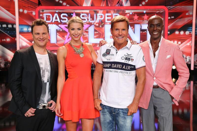 """Bild zu Neue Juryzusammensetzung beim """"Supertalent"""" - ab 28. September."""
