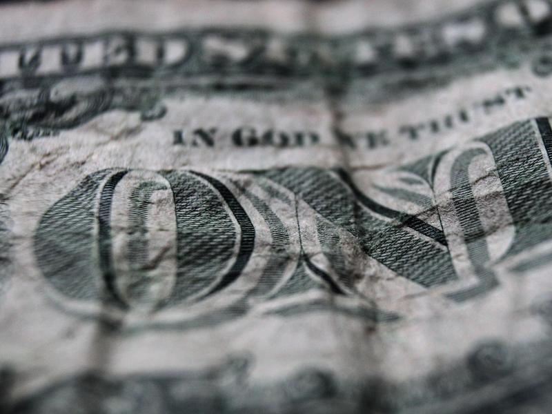 Bild zu Ein-Dollar-Note