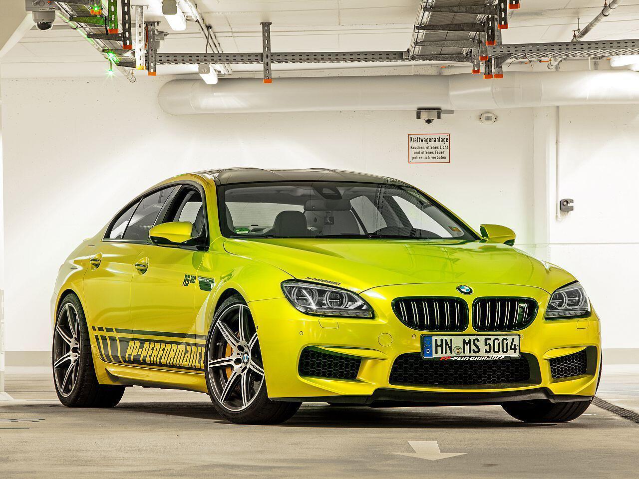 Bild zu BMW M6 RS800
