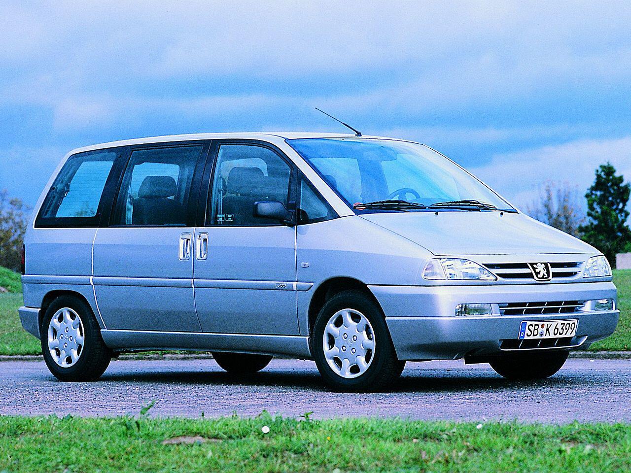 Bild zu Peugeot 806