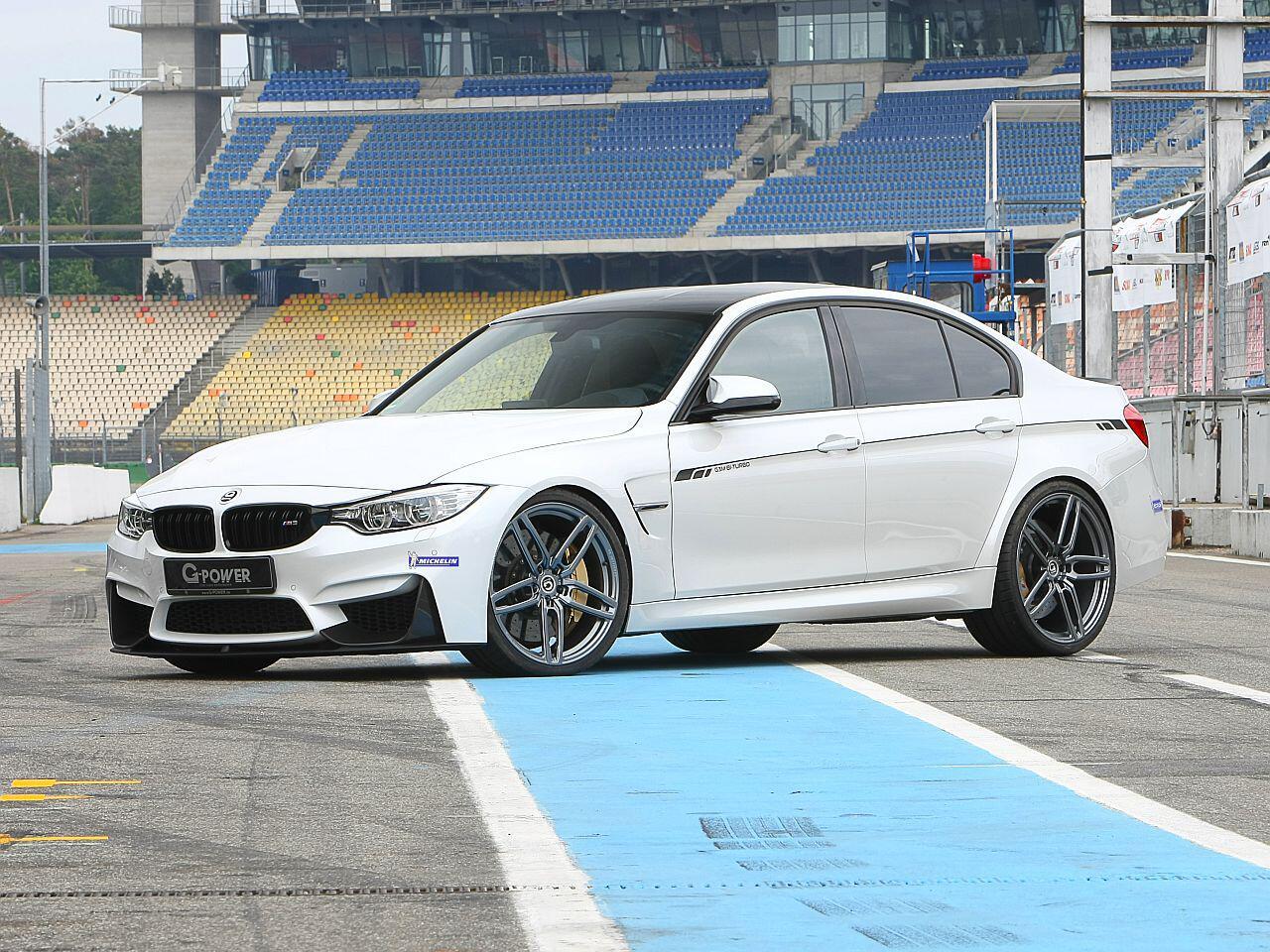 Bild zu G-Power BMW M3
