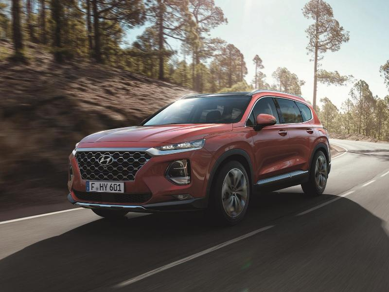 Bild zu Neuer Hyundai Santa Fe