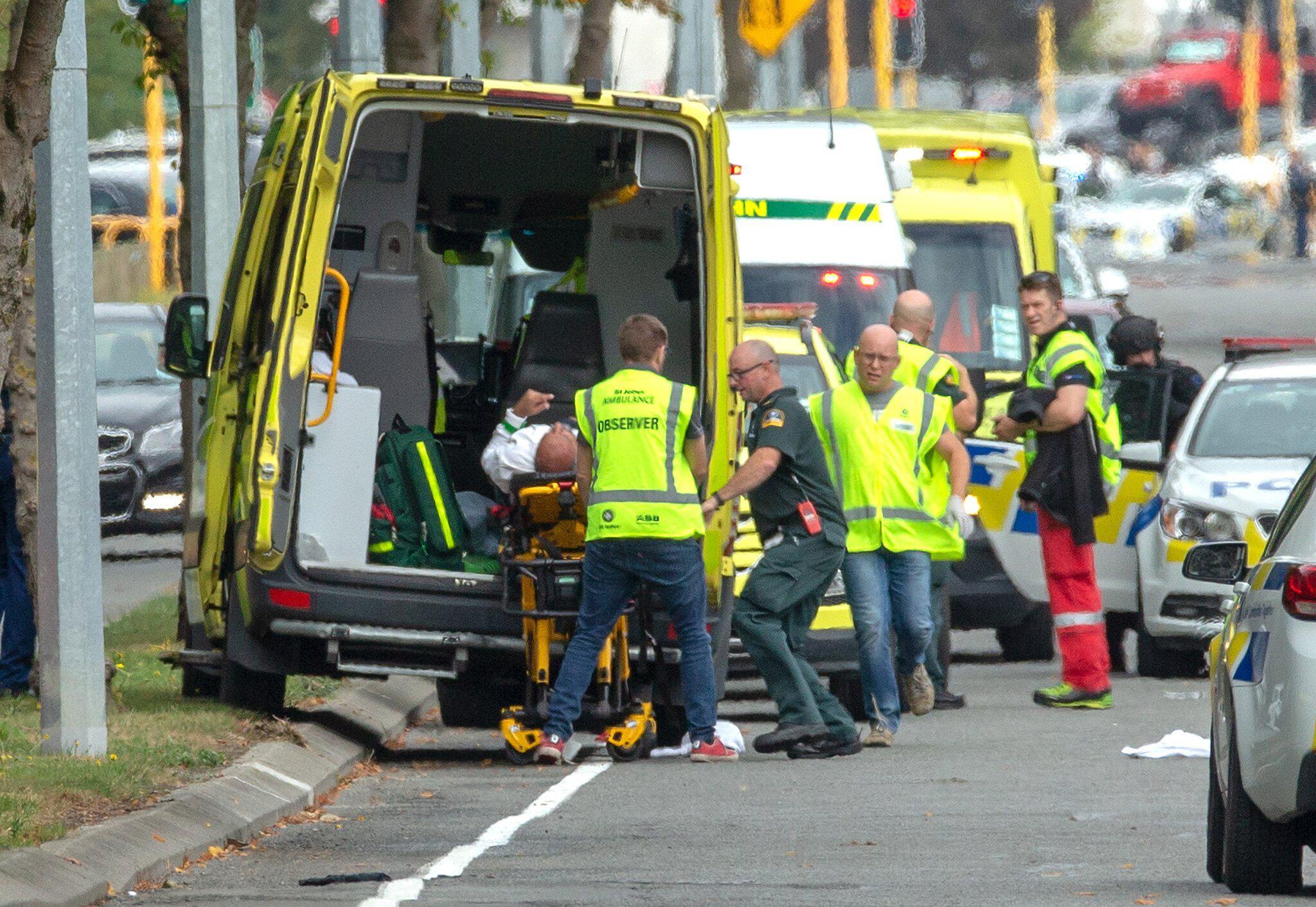 Tote Nach Attacken Auf Moscheen In Neuseeland