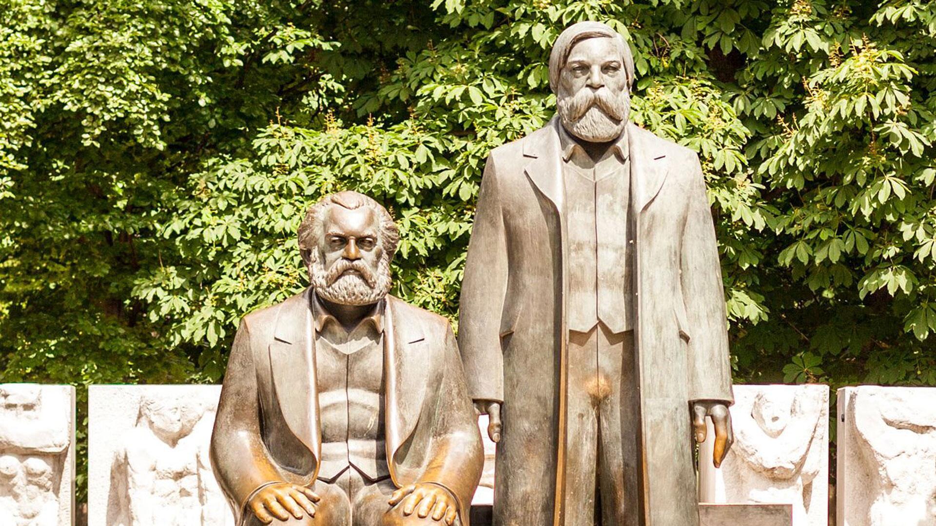 Bild zu Karl Marx