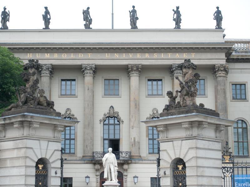 Bild zu Humboldt-Universität Berlin