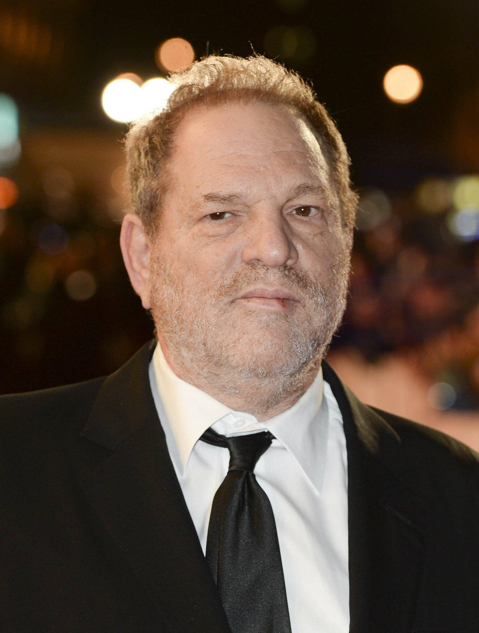 Bild zu Der Fall Harvey Weinstein