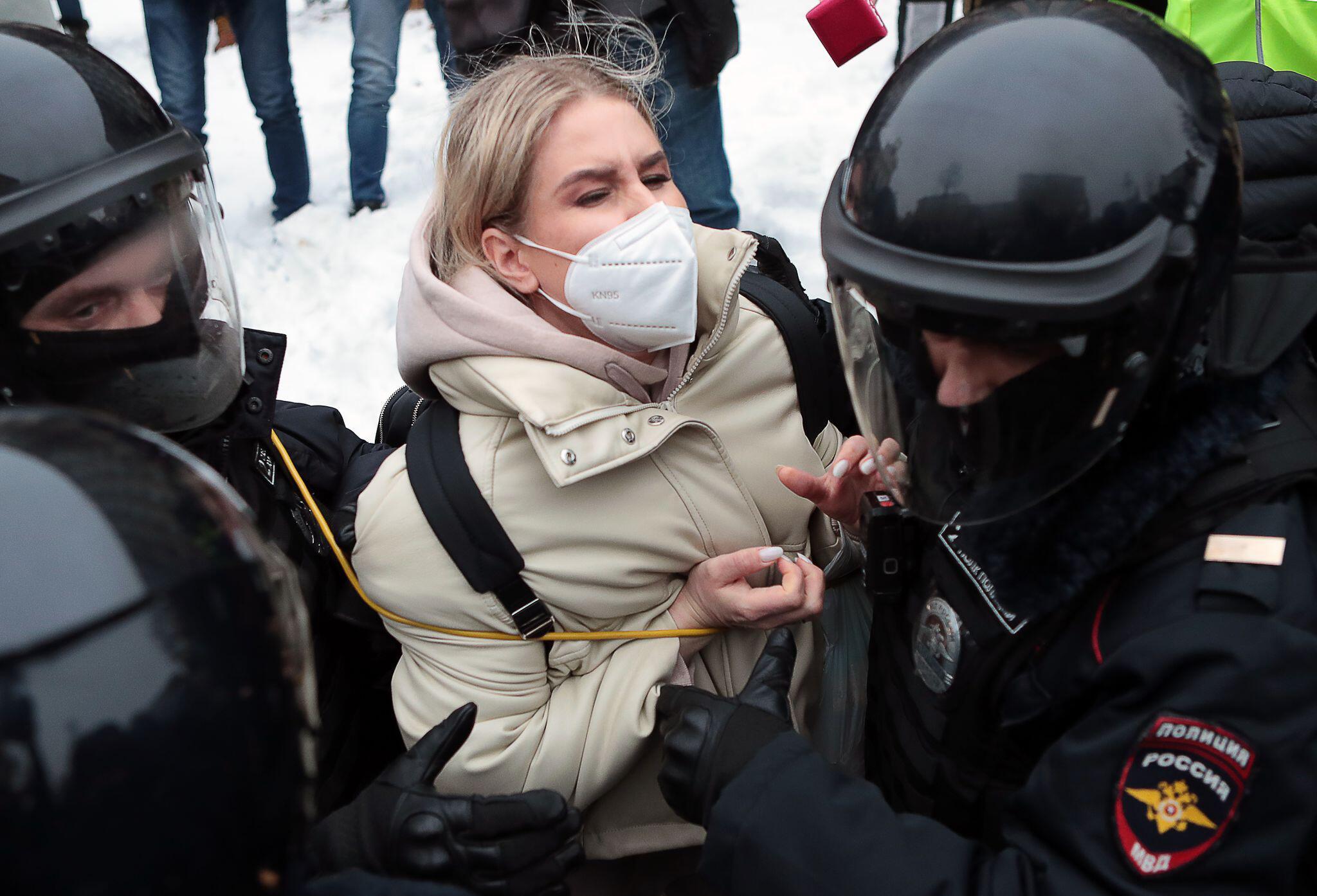Bild zu Nawalny
