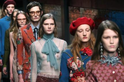 Milan Fashion Week - Gucci