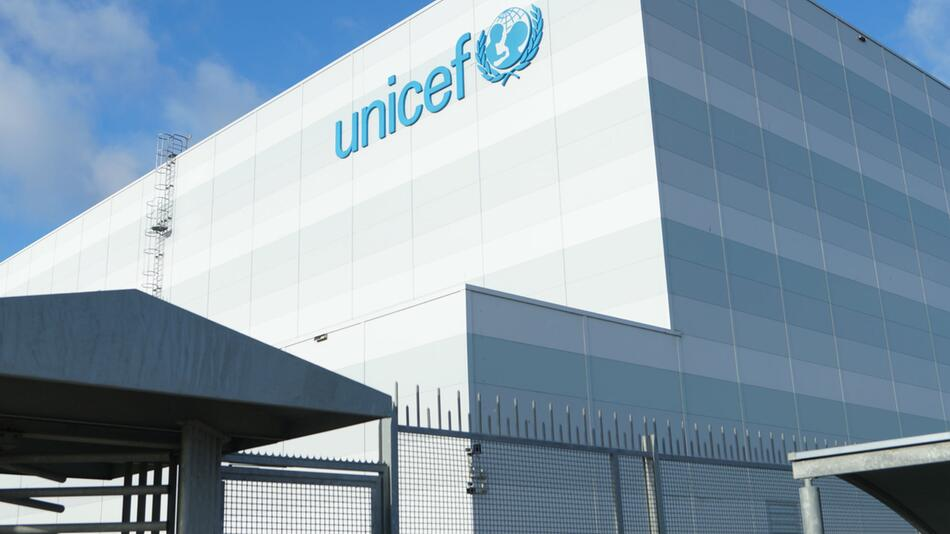 UNICEF-Warenlager, UNICEF-Logistikzentrum