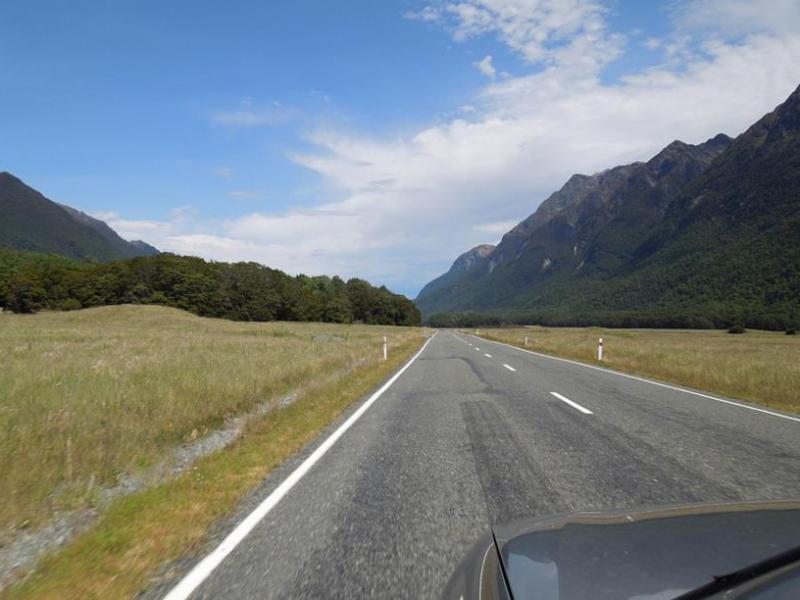 Bild zu Unterwegs in Neuseeland