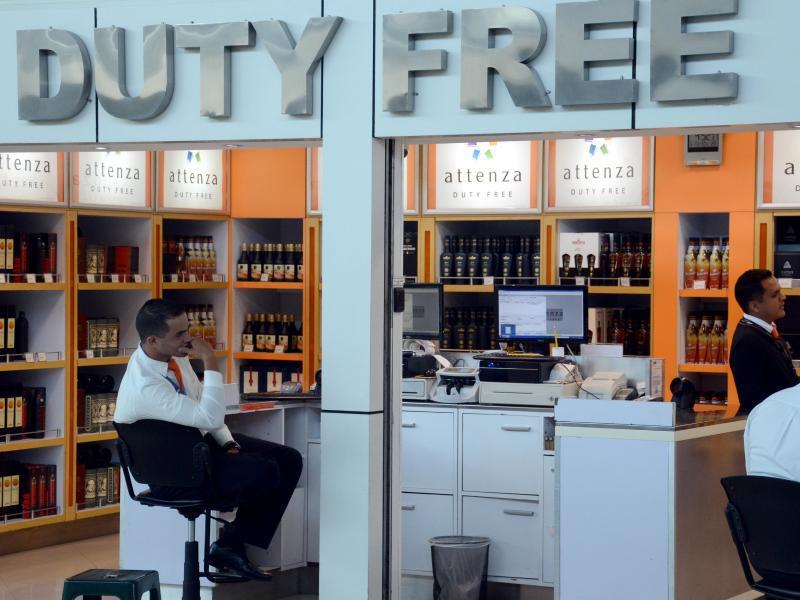 Bild zu Flughafen in Caracas