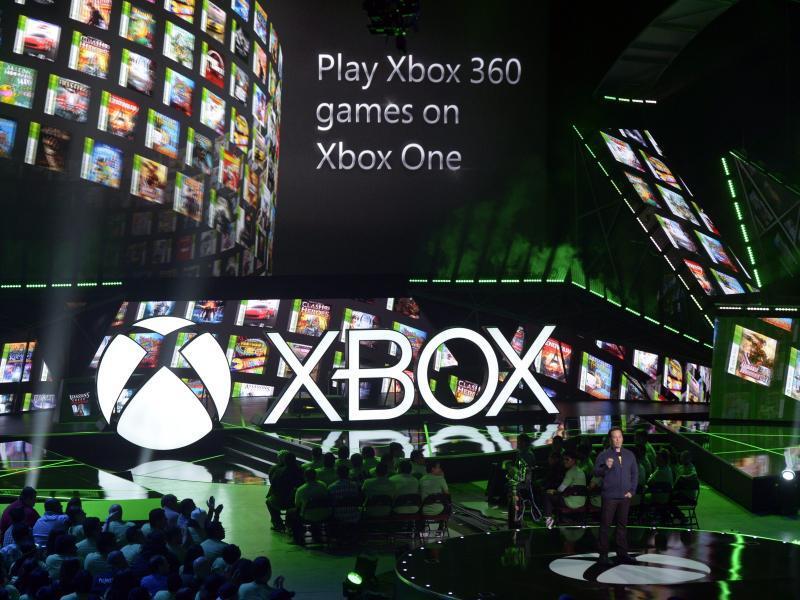 Bild zu Logo XBox One