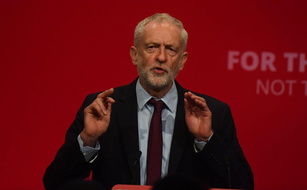 Bild zu Parteitag der britischen Labour-Partei
