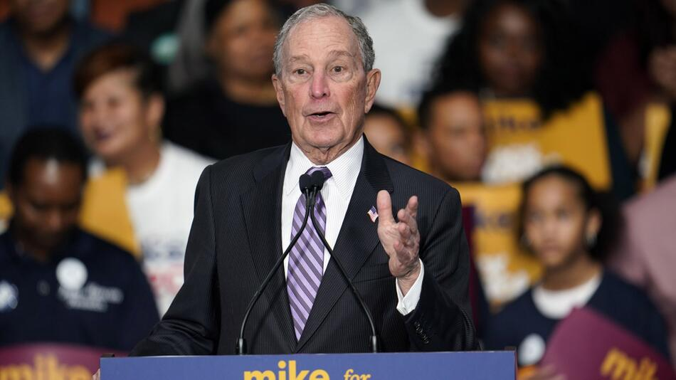 Wahlkampf in den USA - Bloomberg