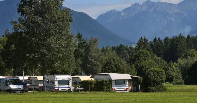 deutschlands beliebtester campingplatz liegt im allg u. Black Bedroom Furniture Sets. Home Design Ideas