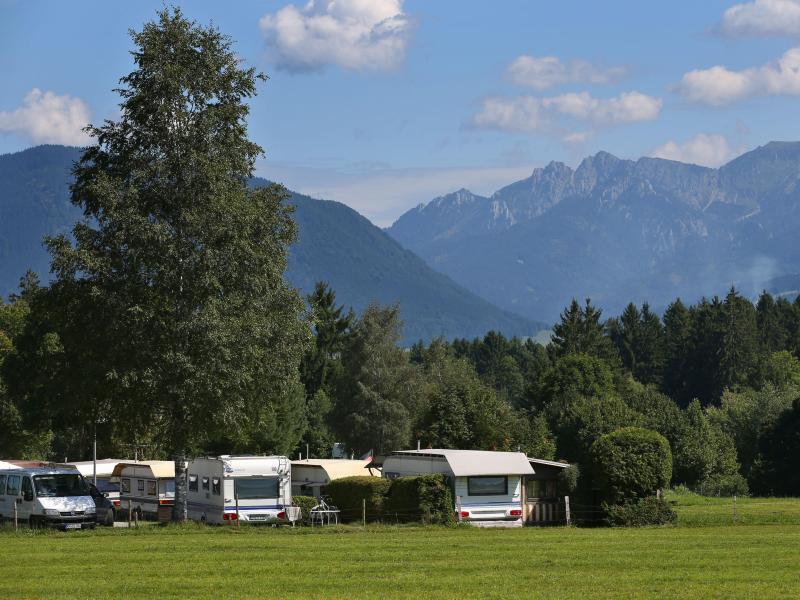 Bild zu Campingurlaub in Deutschland