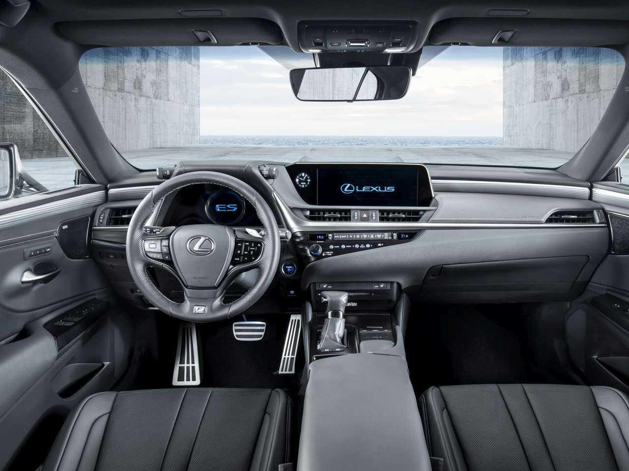Bild zu Lexus ES kommt nach Europa