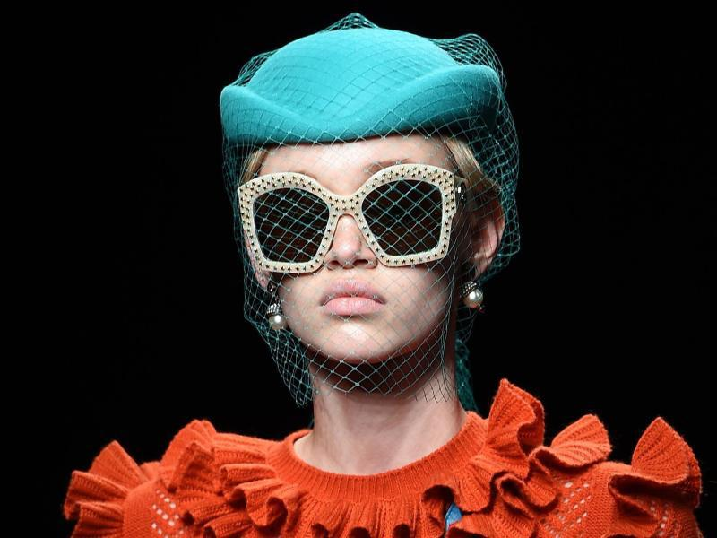 Bild zu Milan Fashion Week - Gucci