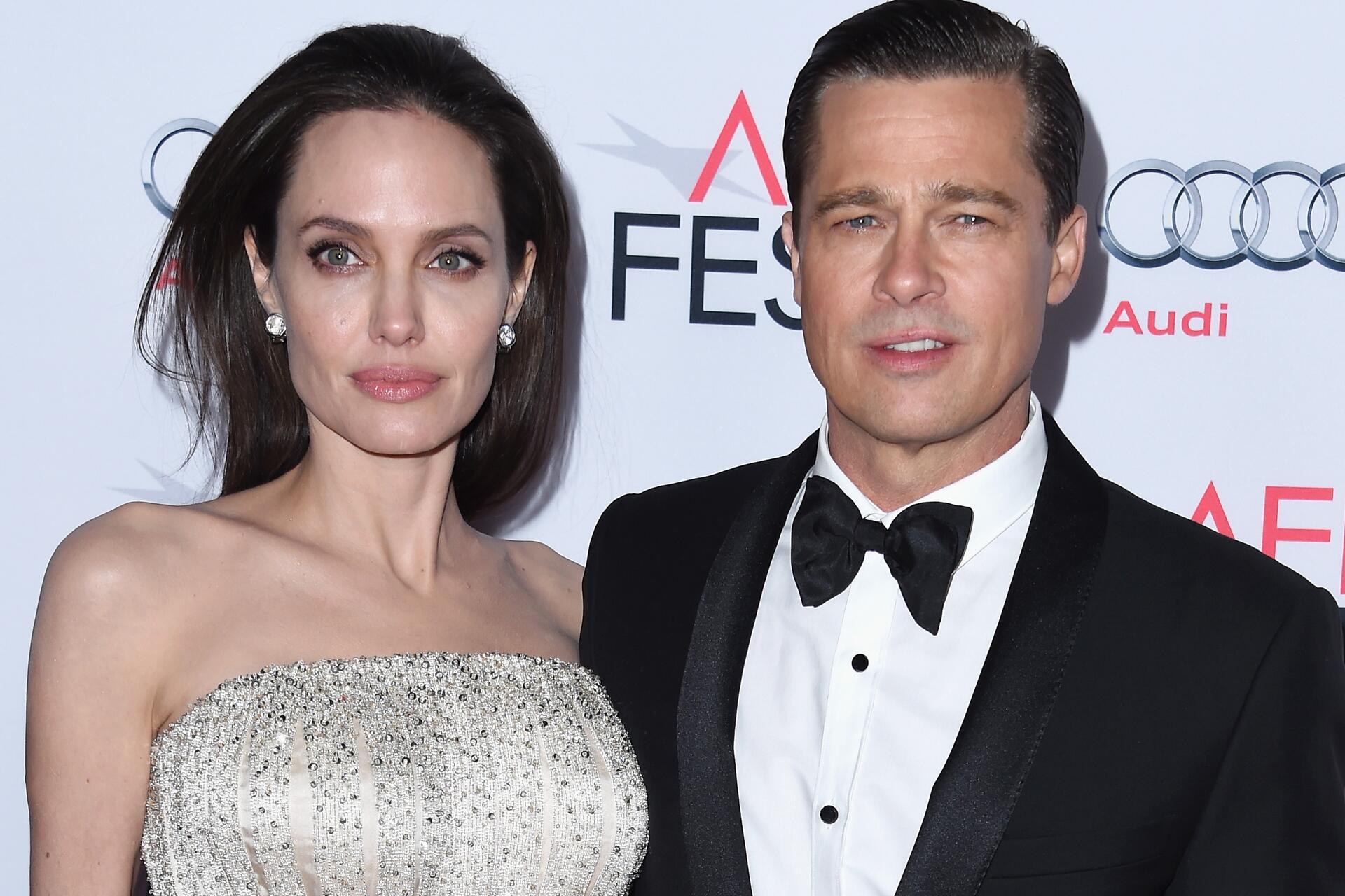 Bild zu Angelina Jolie, Brad Pitt, Scheidung, Vermögen, Millionen