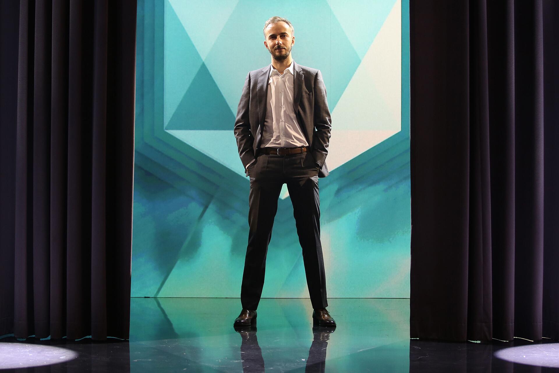 Bild zu Jan Böhmermann, Mann des Jahres, Auszeichnung